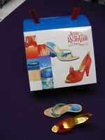 Just the Right Shoe Membership Duo Set - Fire and Water - Miniature Shoes