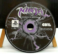 PS-One Game Ninja Shadow of Darkness nur Disc - Playstation PS1