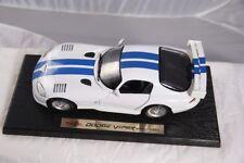 Maisto 1 18 Special Edition Dodge Viper GTSP 1997