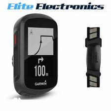 GARMIN EDGE 130 GPS BIKE BICYCLE COMPUTER + HEART RATE MONITOR BUNDLE