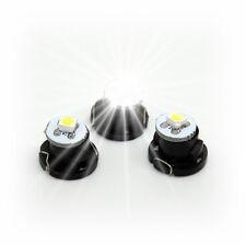 3x Led PLCC2 T4.7 Verde Iluminación de Armario Del Velocímetro Instrumentos