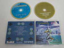 STRATOVARIUS/INFINITE(NUCLEAR BLAST 27361 64642) 2XCD ALBUM