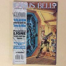 CASUS BELLI n° 55 Magazine des Jeux Simulation Rôle Plateau Figurines Wargames