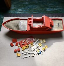 LEGO 2626 BRICK BOAT BASE HULL 2626 6x6x1 CHOICE OF COLOR Pre-Owned