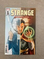 Doctor Strange Surgeon Supreme #1 Main Cover A 1st Print  Waid Marvel (2020)