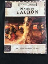 Dungeons and Dragons Forgotten Realms Campaign Setting Ser. Core Rules: Magic of