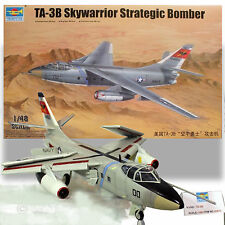 TRUMPETER 1/48 TA-3B SKYWARRIOR STRATEGIC BOMBER 02870