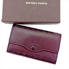Bottega Veneta Key holder Intrecciato Brown Woman unisex Authentic Used L2016