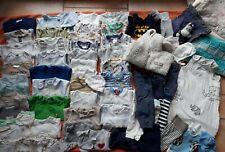 64tlg Baby Paket, Kleidung, Sachen, Bekleidung Gr.50/56 Herbst, Winter