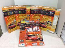 5PC 2001 Cheerios Wheaties Dodge Daytona Die Cast Cars Bill Elliott Mint On Box