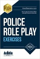 Police Officer Role Play Exercises New Paperback Book Richard McMunn