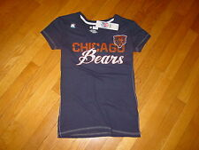 TEAM NFL CHICAGO BEARS  Football  Women JUNIOR T-Shirt NEW  sz...  MEDIUM