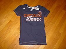 TEAM NFL CHICAGO BEARS  Football  Women JUNIOR T-Shirt NEW  sz...  MEDIUM