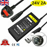 24v 2AMP MOBILITY SCOOTER WHEELCHAIR BATTERY CHARGER FOR PRIDE KYMCO SHOPRIDER