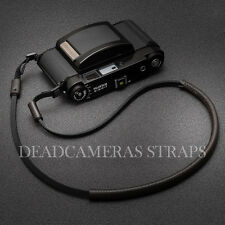 Brown&Black Leather Shoulder/Neck Strap Fuji GF670, XT-1, X-Pro1, X-E2, GW690