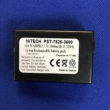 Hitech battery(Japan Li 3.6A)Slim for Psion/Tek/Motorola#WA3006 1050494 7525C-G1