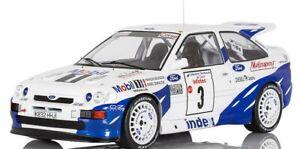 1:18 IXO FordEscort RS Cosworth #3 Winner 1993 Tour de Corse Delecour/Grataloupe