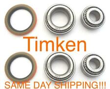 Ford F-150 2wd Front Wheel Bearings and Seal Kit 1997-2003 (2 sides)  TIMKEN