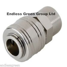 EURO Quick Coupler Female 1/4 bsp - air compressor airline tool fitting EU184