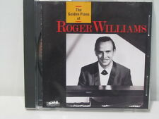 Roger Williams - The Golden Piano Of Roger Williams - Hard-to-find 1991 Cd!