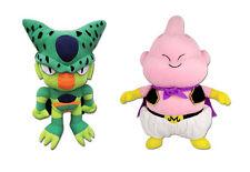 Brand New Great Eastern Dragon Ball Z Plush Set - Cell & Majii Buu