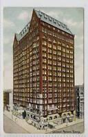 (w7b54-177) Masonic Temple, CHICAGO, Illinois USA c1905 Unused G-VG