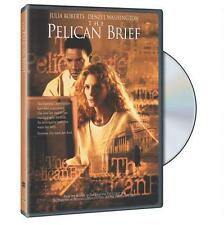 The Pelican Brief (DVD-2009-Julia Roberts-Denzel Washington-NO ARTWORK-NO CASE