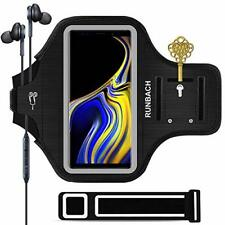 Galaxy Note 9 Armband Sweatproof Running Exercise Gym Cellphone Sportband Bag