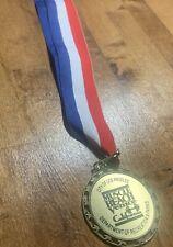 "Venice Aka ""Muscle"" Beach BODYBUILDING Medal Circa 2012 Rare Only One ☝️ On Ebay"