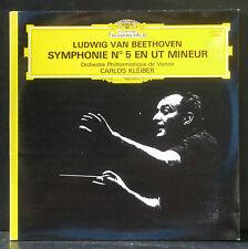 Beethoven Symphonie 5 Carlos Kleiber LP & CV EX +