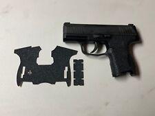 HANDLEITGRIPS Textured Rubber Gun Grip Gun Parts SIG SAUER P365