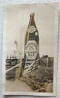 P49 Orig Album Photo Jenkintown High School, Pa. ca.1923-25 Frontenac Billboard