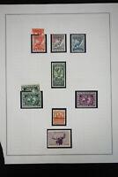 Newfoundland Caribou Stamps