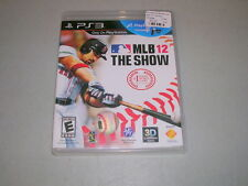 MLB 12 THE SHOW 2012 (Playstation 3 PS3) Complete