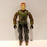 G.I. Joe ARAH 1984 THUNDER Action Figure NEAR PERFECT MINT+++!!!