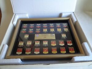COLLECTIBLE 1988 U.S. OLYMPIC TEAM PIN SET IN BOX