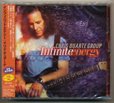 Chris Duarte Group - Infinite Energy +1 / Japan CD / Blues Rock / NEW! Sold out!