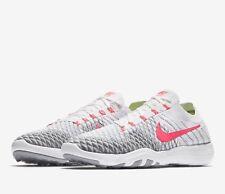 Nike Free TR Flyknit 2 Wmns scarpa da allenamento 904658100 Taglia UK 5.5 EU 39 NUOVI