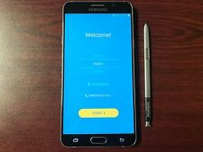 AT&T Samsung Galaxy Note 5 32GB Black