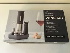 Brand New Rabbit Electric Corkscrew Wine Opener Set (Unopened)