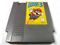 Super Mario Bros 3 NES Original Nintendo