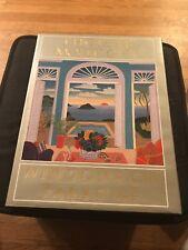 Signed 1st Ed.  Thomas McKnight Windows On Paradise Annie Gottlieb Hologram COA