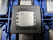 Intel Pentium MMX SY059 166mhz/66mhz FSB 2.8v Socket/Socket 7 PC CPU Processor