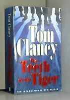 Very Good, The Teeth of the Tiger, Tom Clancy, Paperback