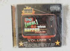 40561 Dutch The Great The Real White Rapper Vol. 1 [NEW & SEALED] CD (2007)