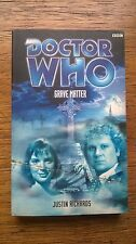 Doctor Who | Past Doctor Adventures | Grave Matter (Justin Richards, 2000)