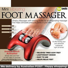 Mini VIBRATING foot massager 2AA batteries (not included)  best gift au stock