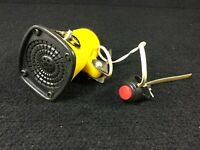 WORKING VINTAGE ORIGINAL 1970'S BATTERY OPERATED ELECTRONIC BICYCLE SIREN ALARM