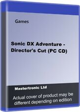 Sonic DX Adventure - Director's Cut (PC CD).