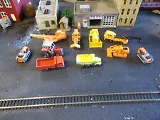 tractorsnmore cranes dump trucks tractors ho scale lot